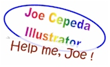 All about Joe Cepeda